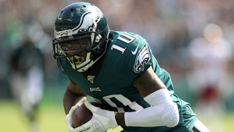 DeSean Jackson Eagles Injury Update