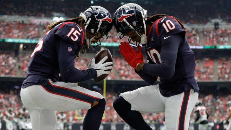 Will Fuller Injury Update for Wild Card Playoff Game vs. Bills