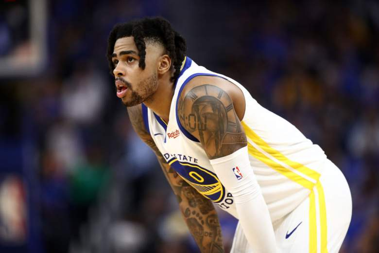 Warriors D'Angelo Russell Trade Rumors Timberwolves