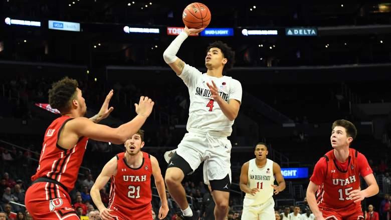 San Diego State vs Utah State Watch