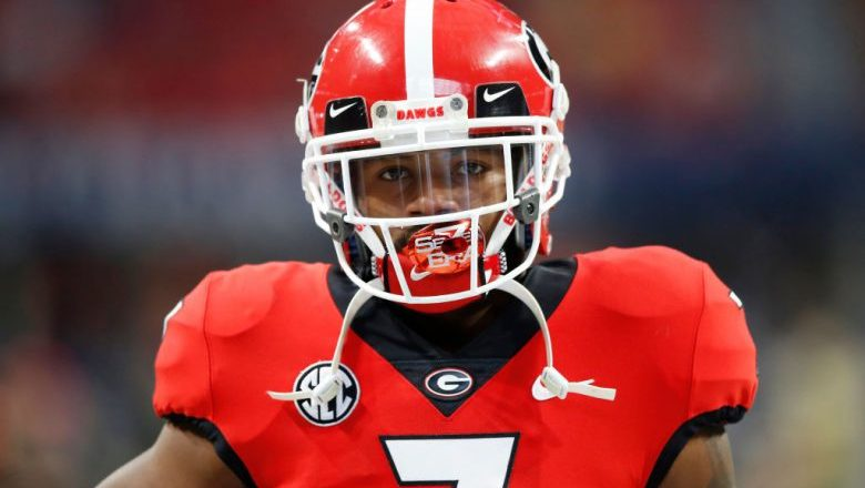 D'Andre Swift best fits in round 2