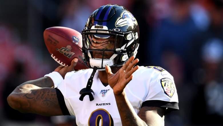 Ravens Opponent