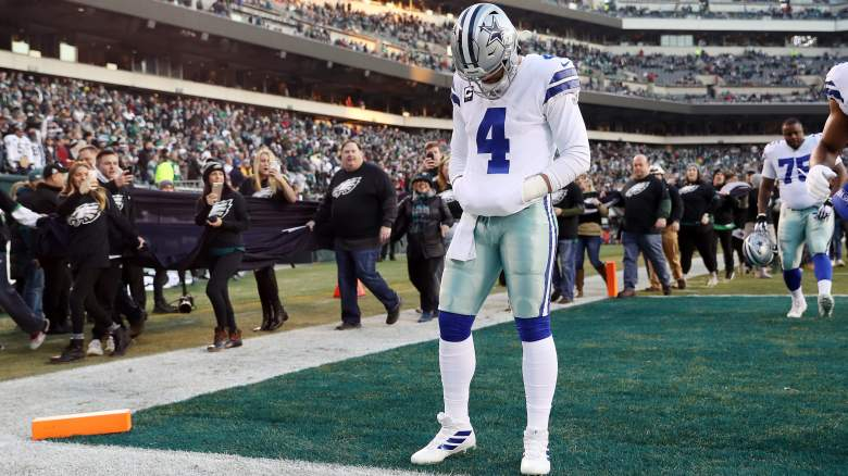 NFL Executive Crushes 'Marginal' Cowboys QB Dak Prescott