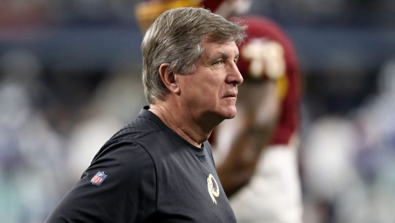 Giants interested in hiring offensive line coach Bill Callahan
