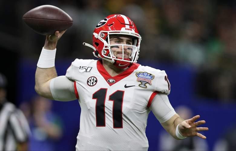 Jake Fromm NFL draft Chicago Bears
