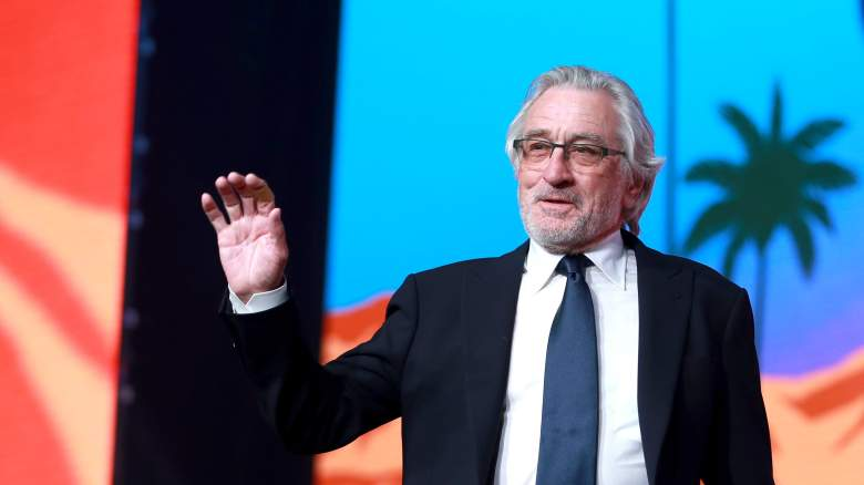 Robert De Niro receives life achievement award at SAG Awards