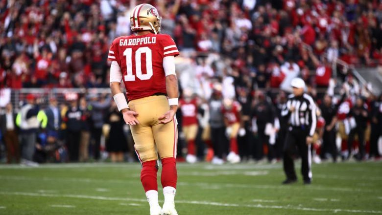 Jimmy Garoppolo NFC Conference Championship Betting Preview