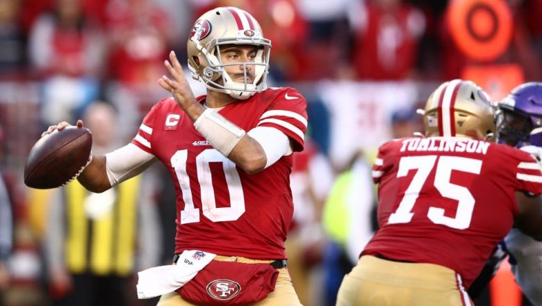 DraftKings Showdown NFL Sunday Night Football Playoffs 49ers vs. Packers