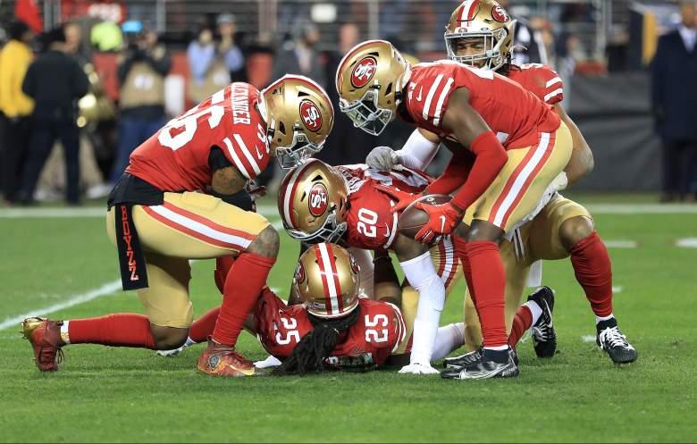 49ers defense Super Bowl White House