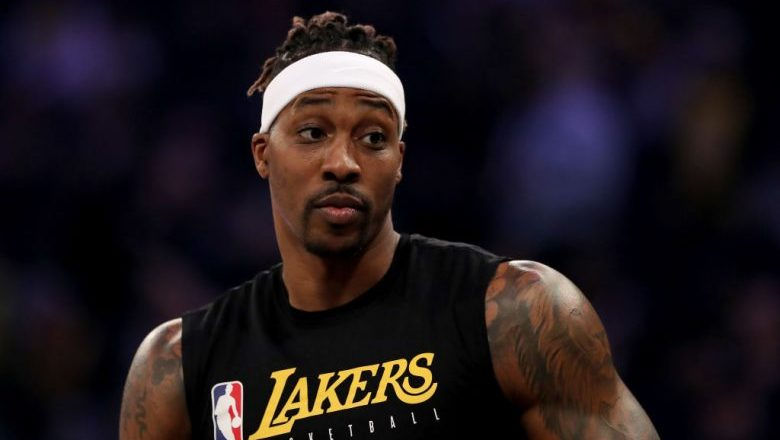 Dwight Howard Wants Kobe Bryant's Help in 2020 NBA Slam Dunk Contest