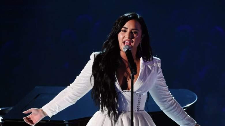 Demi Lovato Emotional Performance