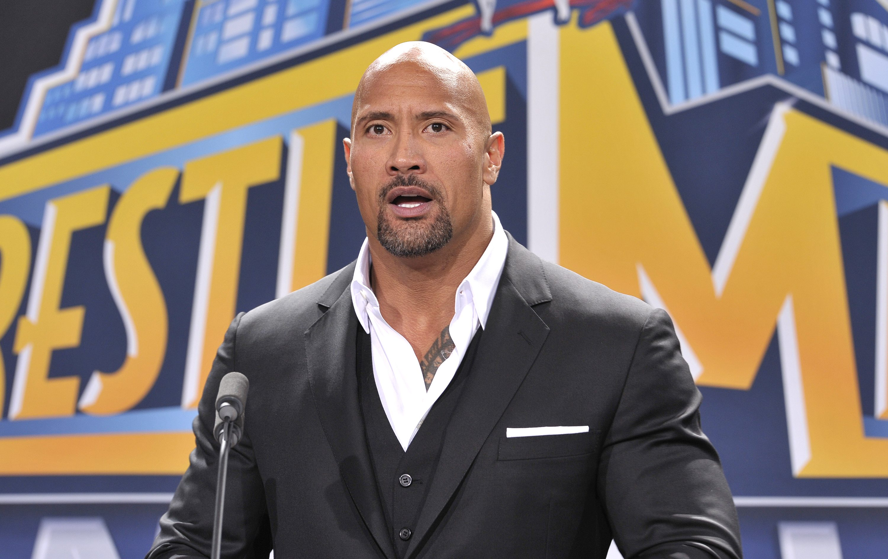 "Dwayne ""The Rock"" Johnson tribute comment father's death"