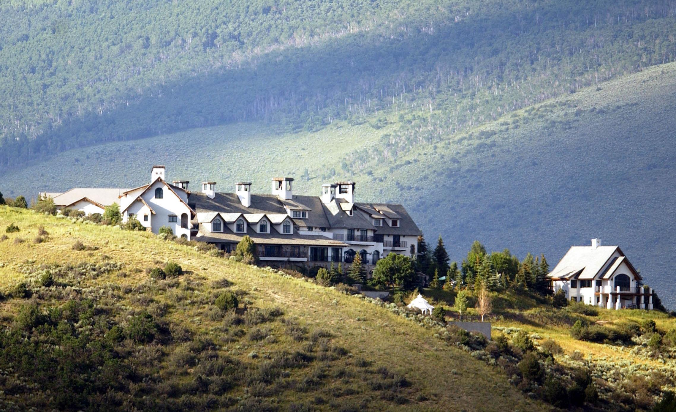 Lodge at Cordillera resort