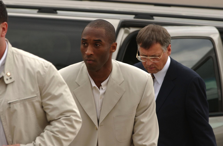 Kobe Bryant rape