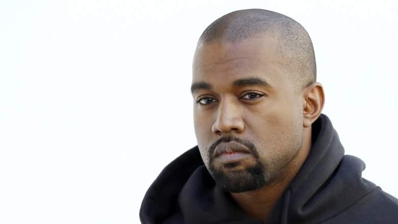 Kanye West gave a tribute to friend Kobe Bryant
