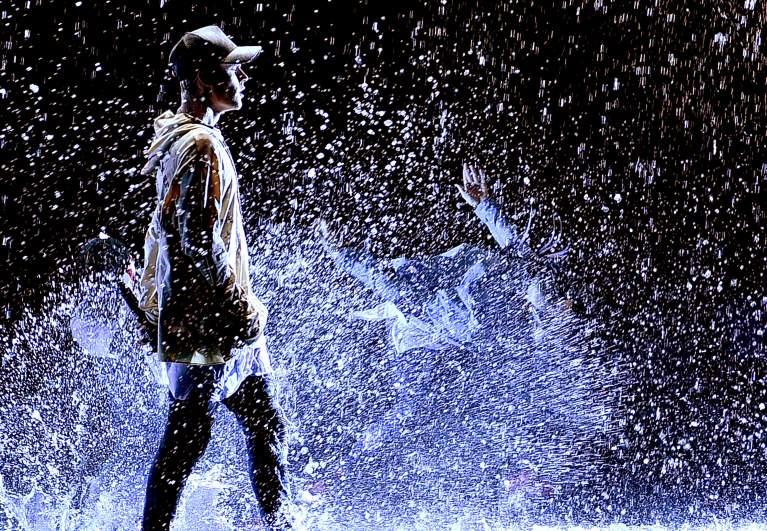 Justin Bieber is telling his story on his docuseries Seasons