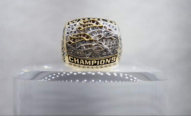 Super Bowl rings cost history