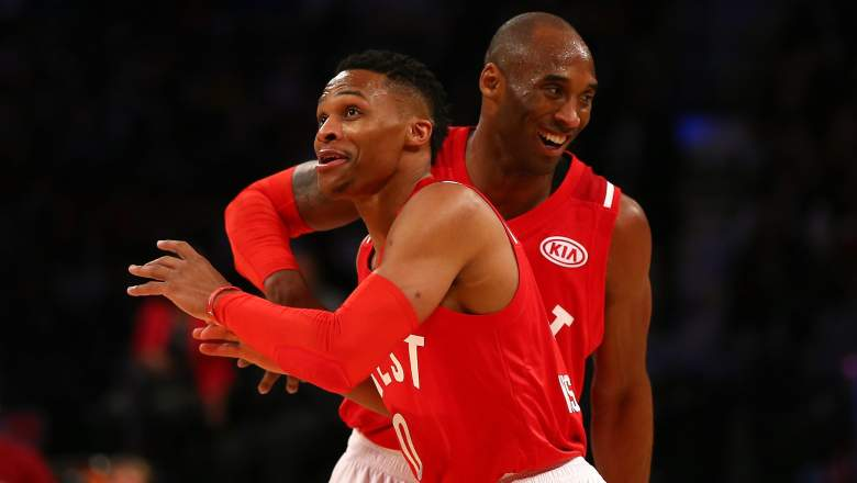 NBA All-Star Game Kobe Changes