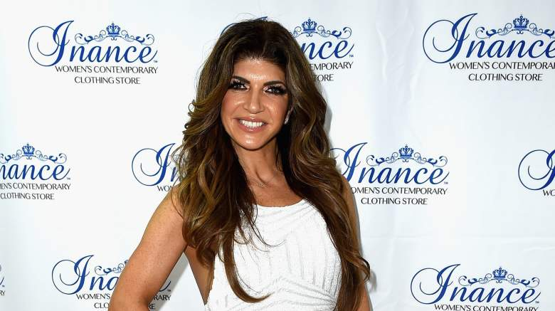 Teresa Giudice from Real Housewives of New Jersey
