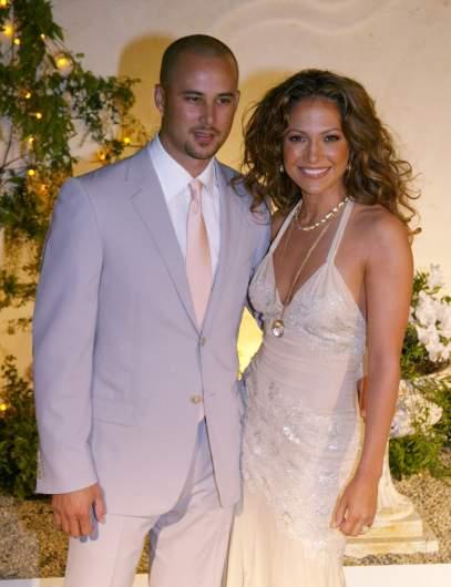 Cris Judd and Jennifer Lopez