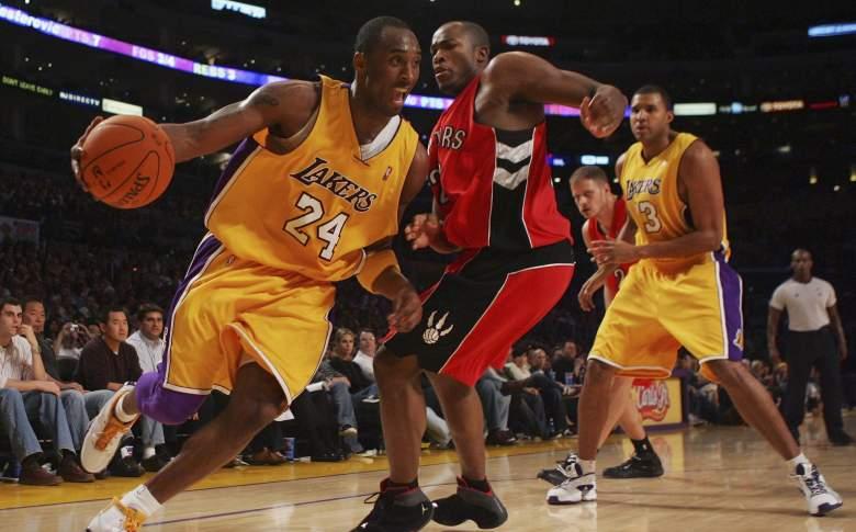 Kobe Bryant vs the Raptors in 2006