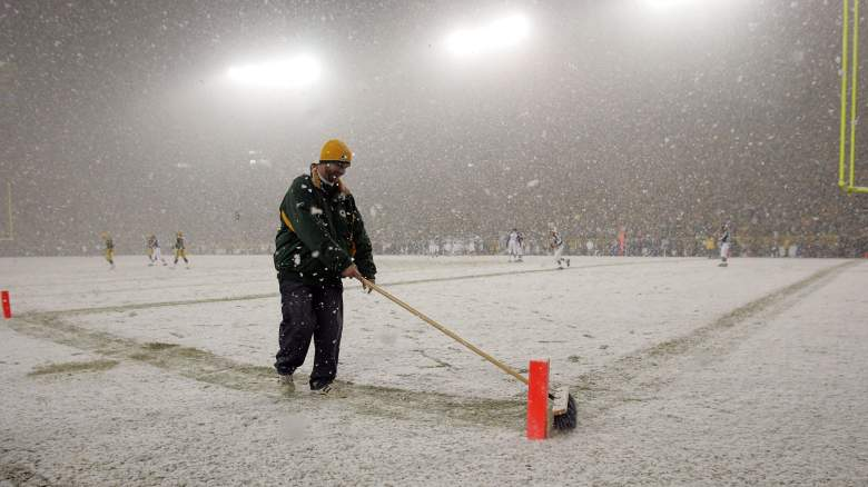 Packers Shovel Request Divisional Seahawks
