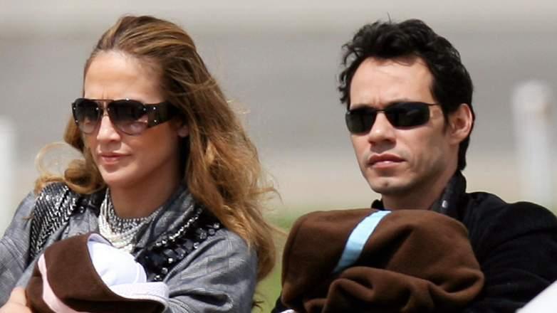 Jennifer Lopez, Marc Anthony twins