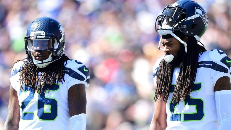 shaquill griffin richard sherman
