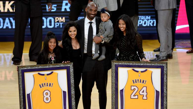 Kobe Bryant Parents