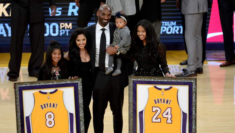 kobe bryant helicopters family