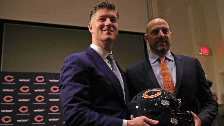 Chicago Bears GM Ryan Pace
