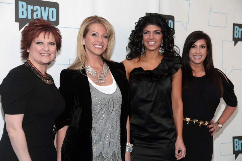 The Real Housewives of New Jersey began filming in 2009