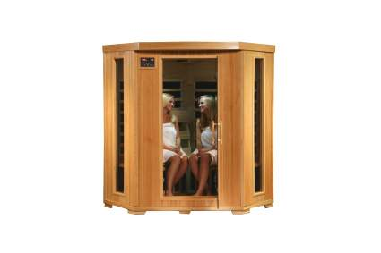 Heat Wave Tuscon Monticello 4-Person Infrared Sauna