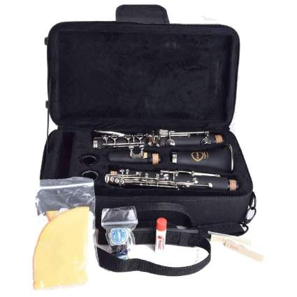 Herche Superior Bb Clarinet