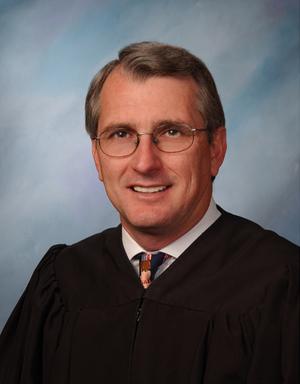 judge Calvin holden