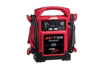 Clore Automotive Jump-N-Carry JNC770R 1700 Peak Amp 12 Volt Jump Starter