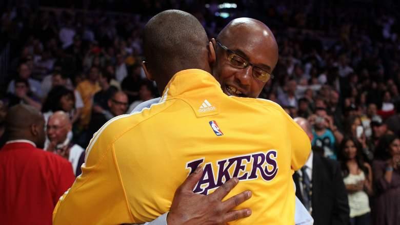 Kobe Bryant Father