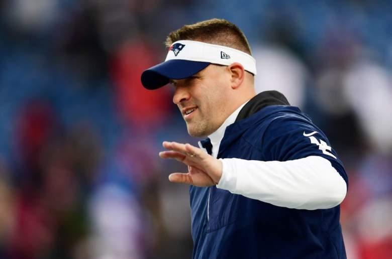 Josh McDaniels, Patriots