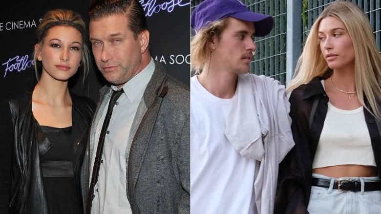 Justin Bieber Stephen Baldwin Hailey Baldwin