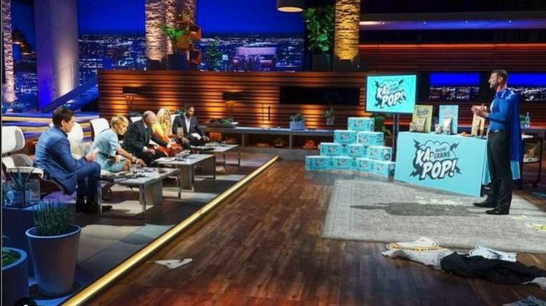 ka-pop snacks shark tank