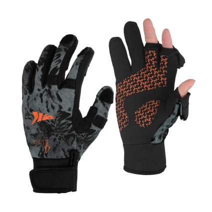 KastKing Mountain Mist Fishing Gloves
