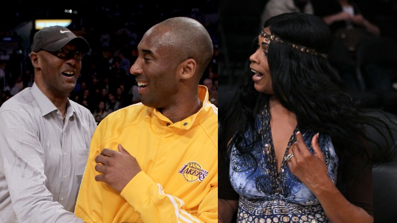 Kobe Bryant S Parents Where Are They Now Heavy Com