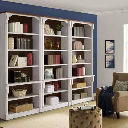 Martin Furniture 3 Open bookcase