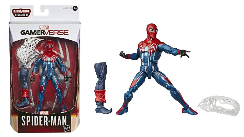 Marvel Legends Spider-Man Velocity Suit