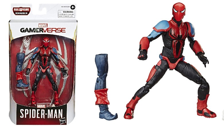 Marvel Legends Spider-Man Spider-Armor Mk III