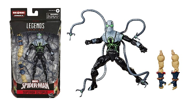 Marvel Legends Superior Octopus