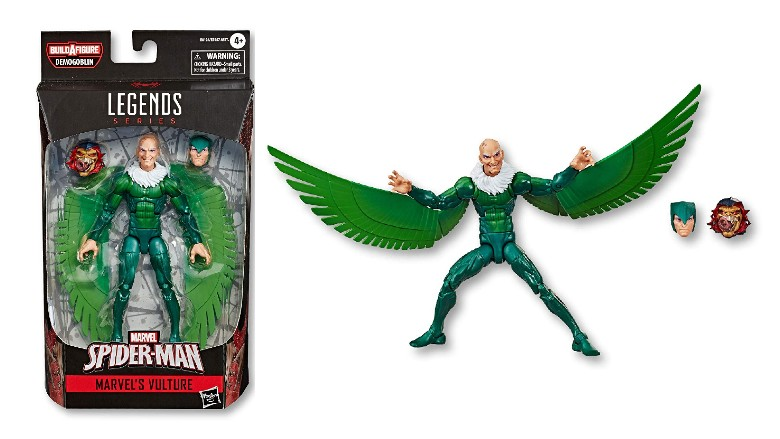Marvel Legends Vulture Figure