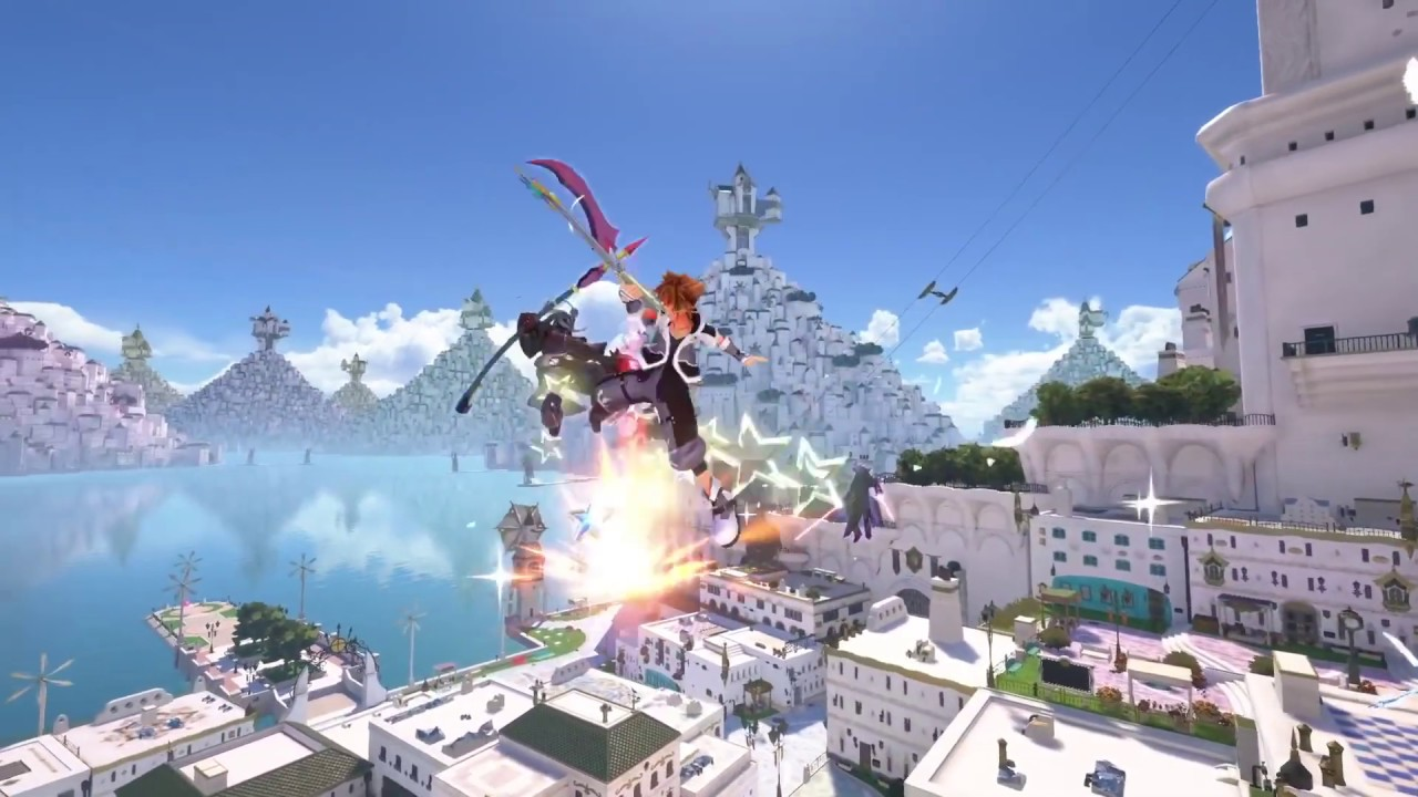 KH3 Oathkeeper and Oblivion