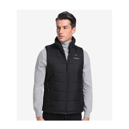 men's heated vest