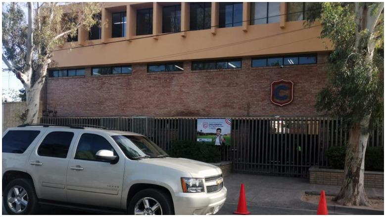 mexico school shooting colegio cervantes